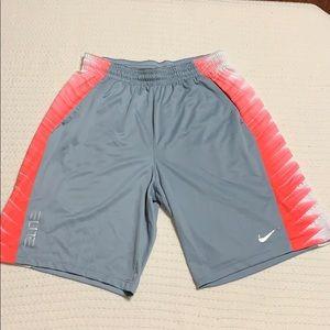 Men's Nike Dri-Fit Elite Shorts Size XL